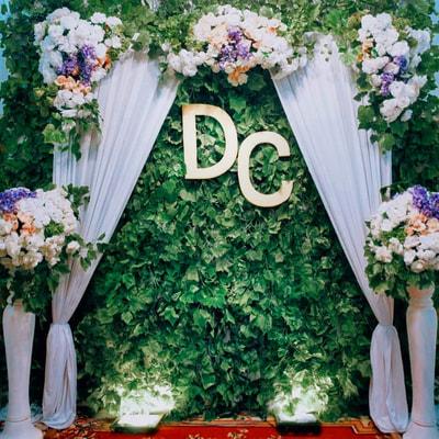 jenis dekorasi - hapsari rias pengantin dan dekorasi